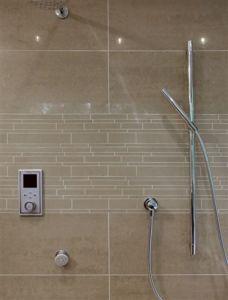 Detail of Shower Tilework